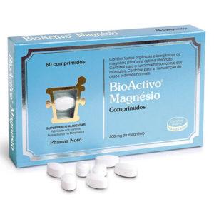 BIOACTIVO MAGNESI COMP MAGNESIO X 60
