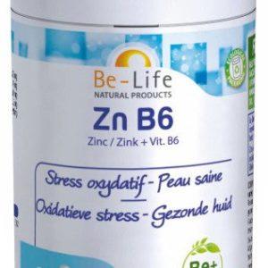 BE LIFE ZN B6 60 CAPS