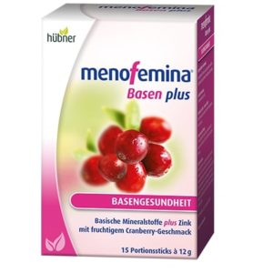 HUBNER MENOFEMINA  15 SAQUETAS