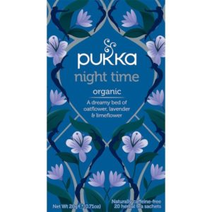 PUKKA CHA NIGHT TIME 20 SAQ