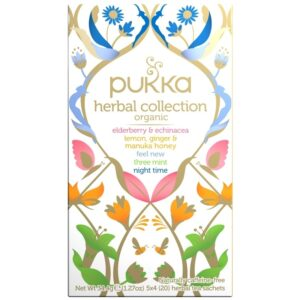 PUKKA CHA HERBAL COLLECTION 20 SAQUETAS