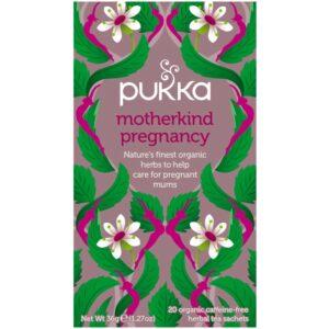 PUKKA CHA MOTHERKIND PREGNANCY 20 SAQUETAS